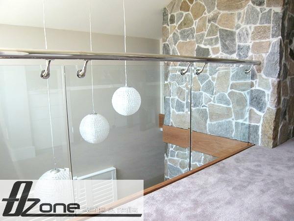 Glass Balustrades & Stainless Handrails - Custom Design