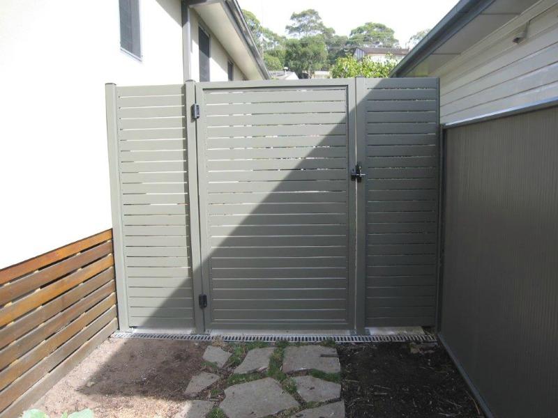 Single Gates Design Amp Install Newcastle Lake Macquarie