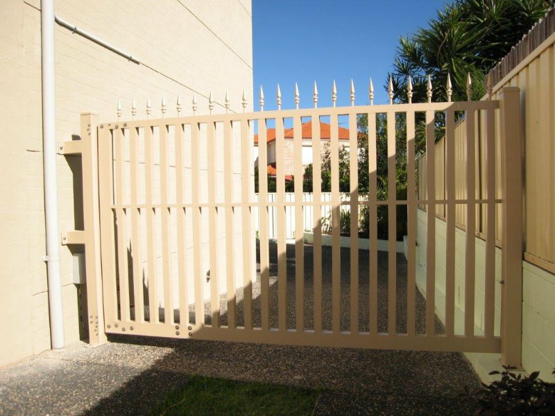 Single Gates Design Amp Install Newcastle Lake Macquarie