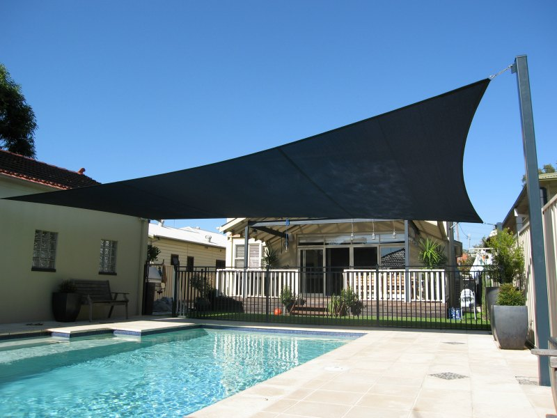 Shade Sails Newcastle & Lake Macquarie - Ozone Sails & Rails